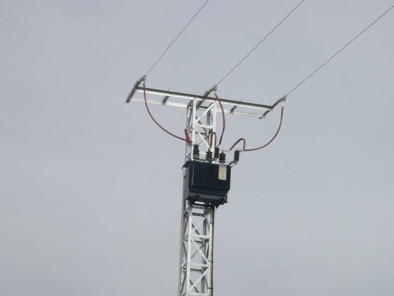 Electricidad Bayón - Trafo