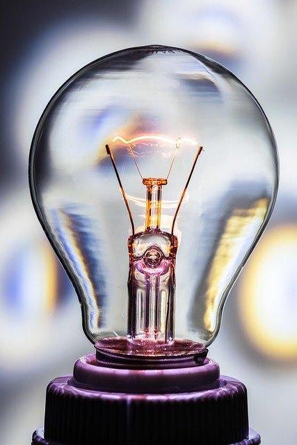 electricidad bayón bombilla luz